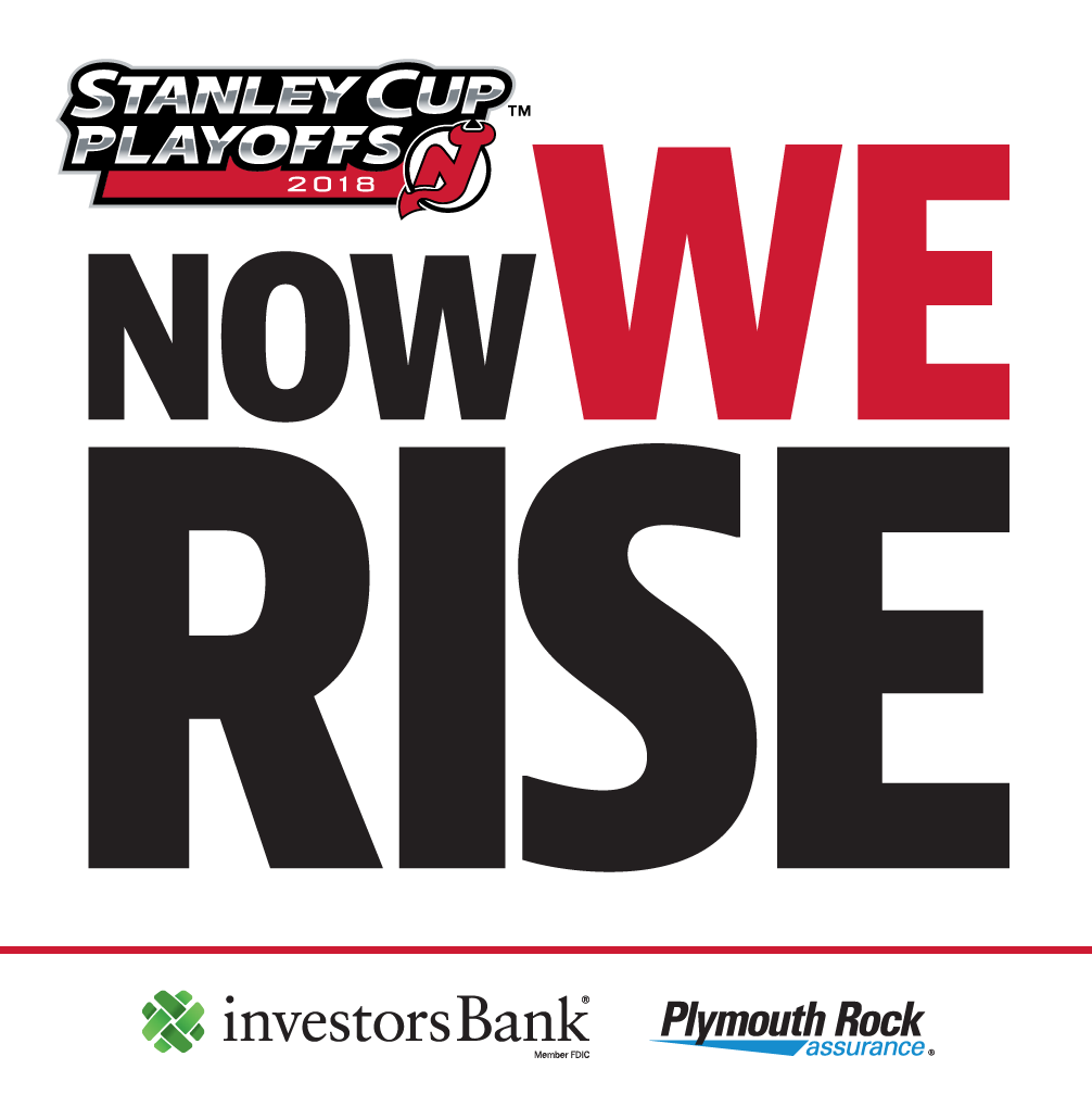Now We Rise - 2018 Stanley Cup Playoffs