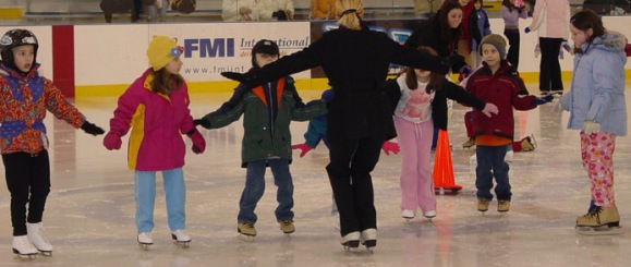 Learn To Skate Class